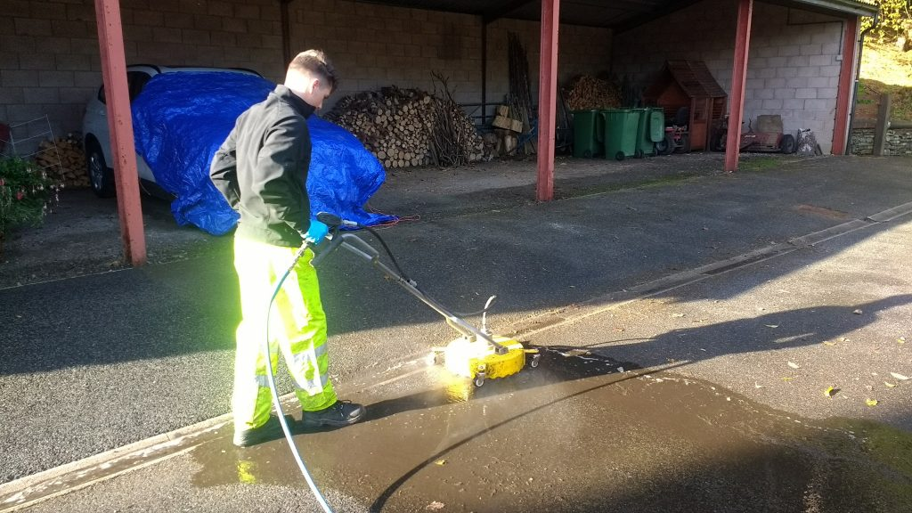 Specialist Tarmac Cleaning Cumbria