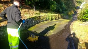 Driveway Cleaning Thornthwaite