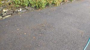 Driveway Pothole Repair