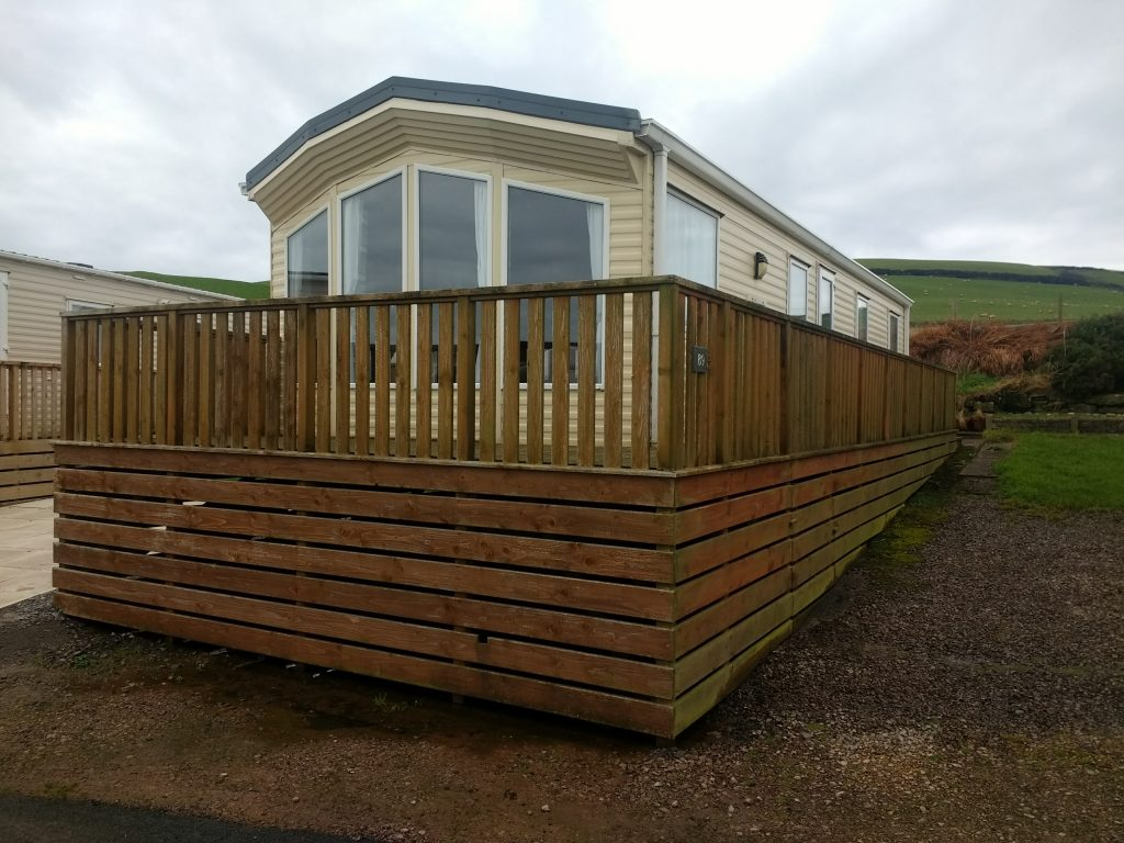 Before Decking