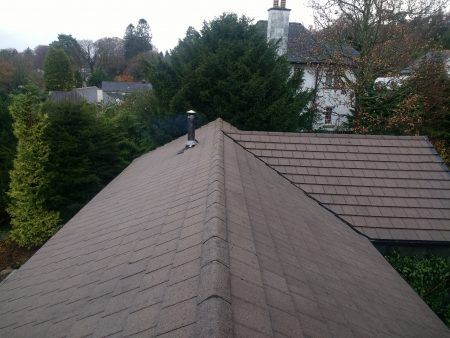 After Roof Cleaning Windermere