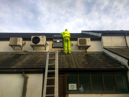 Roof Repairs Roofers Cumbria