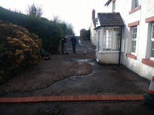 Groundworks Undertaken