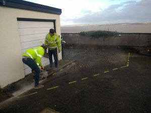Driveway Preparation and Excavation