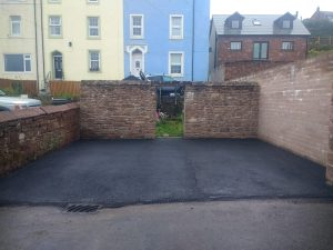 Tarmac surfacing contracting Workington