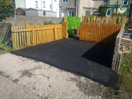 Tarmac installed on a Driveway in Cleator Moor