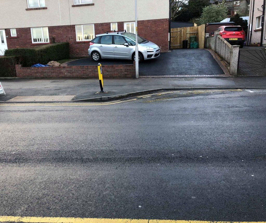 Tarmacadam driveways Penrith